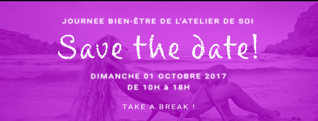 1 octobre 2017 – Journée bien-être à l'Atelier de Soi